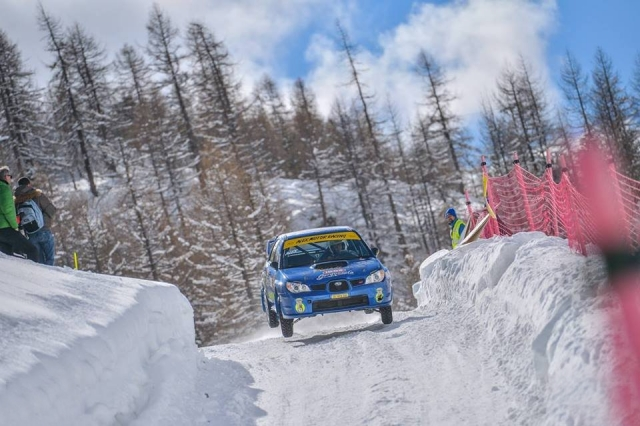 Rally invernale