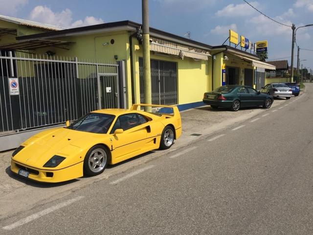 Ferrari F40, il mito